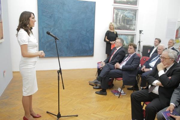 Wiener Städtische osiguranje predstavlja kolekciju savremenih umetničkih dela