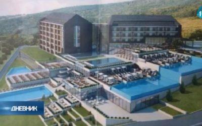 Novi turistički kompleks na Vrdniku