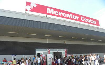"""Merkator prodaje tržni centar """"Roda Mega"""" na Novom Beogradu"""