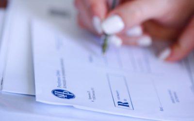 Pazite na lažne uplatnice za upis u registar