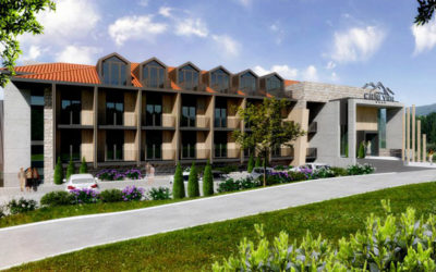 Braća Teodosić otvorila hotel na Divčibarama