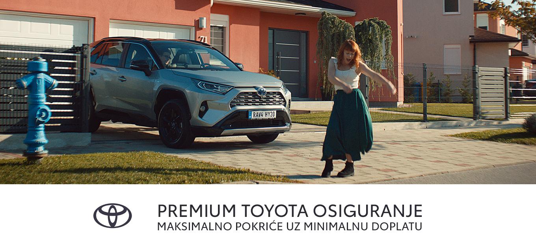Toyota osiguranje