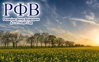 Razvojni fond Vojvodine: Milijardu dinara za likvidnost firmi