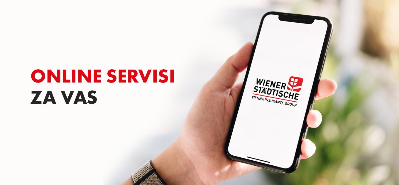 Online servisi za klijente