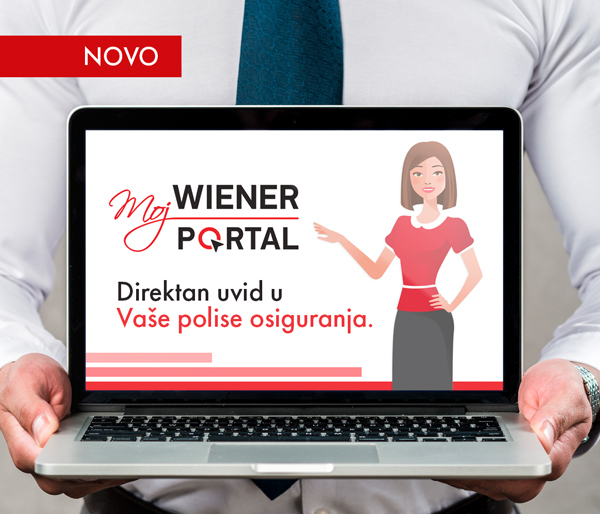 """Aplikacija """"Moj Wiener portal"""""""